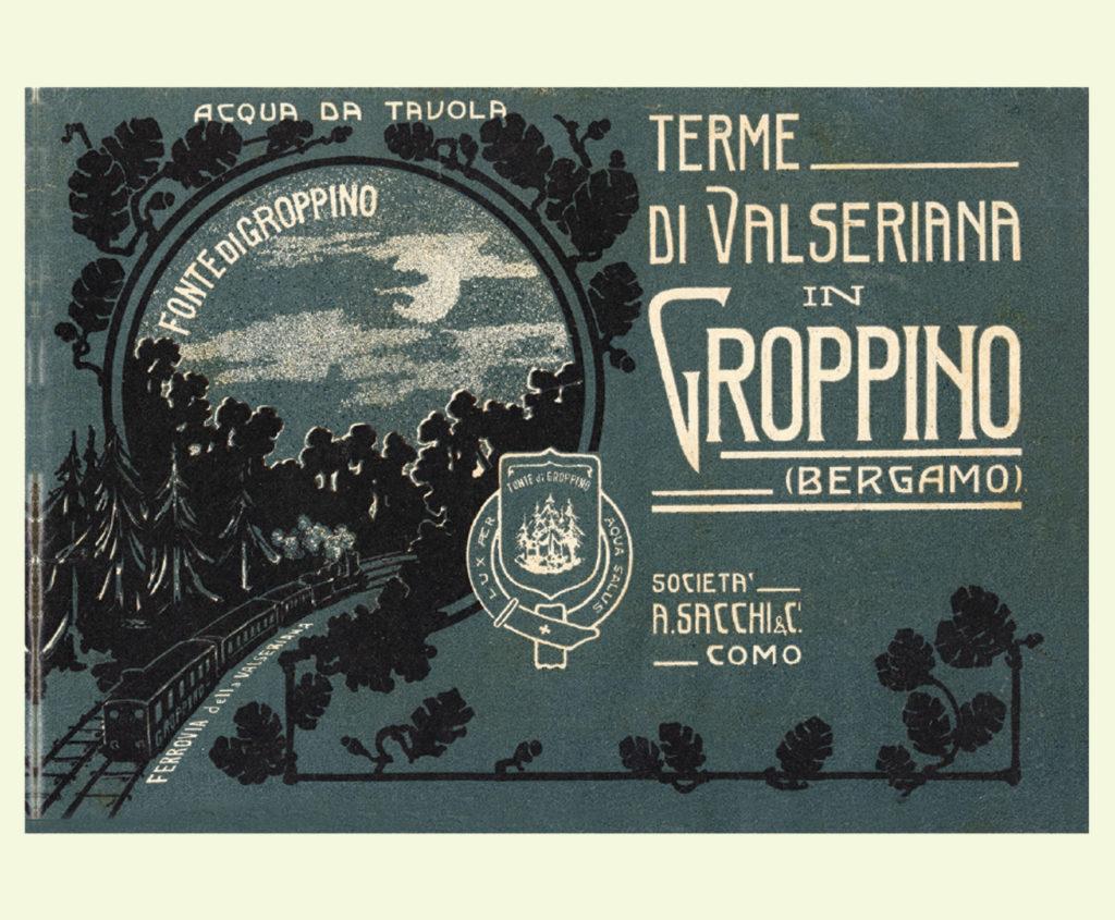 """Presentazione del libro """"Terme di ValSeriana in Groppino"""""""